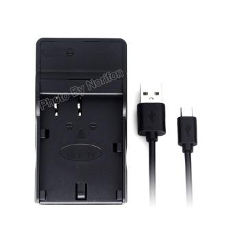 Harga DMW-BLF19 Ultra Slim USB Charger for Panasonic Lumix DMC-GH3, Lumix DMC-GH3A, Lumix DMC-GH3AGK, Lumix DMC-GH3GK, Lumix DMC-GH3H, Lumix DMC-GH3HGK, Lumix DMC-GH3KBODY, Lumix DMC-GH4, Lumix DMC-GH4A, Lumix DMC-GH4H Camera - intl