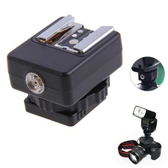 Harga Travor MI Interface Hot Shoe Adapter HC-511 for Sony Cameras Canon Flash - intl
