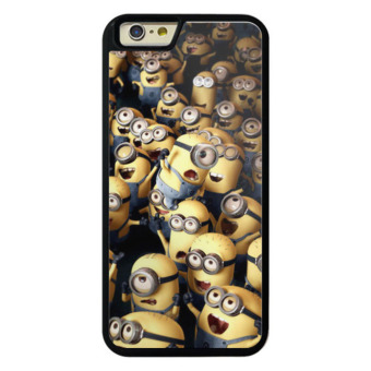 Harga Phone case for iPhone 6/6s Despicable Me Group Minions cover - intl