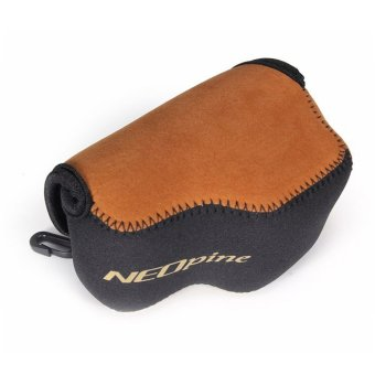 Soft Camera Case Bag for Sony ILCE-6300 A6000 16-50 Lens - intl