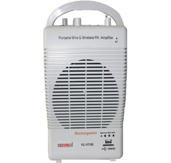 Harga 5CORE 117UB Portable PA Amplifier (Export)