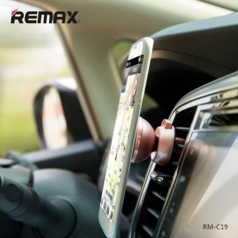 Harga REMAX RM-C19 Magnetic Car Phone Holder