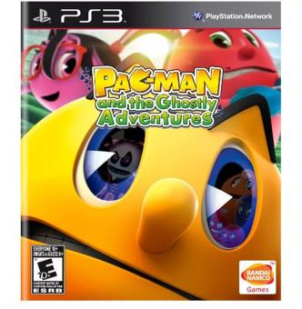 Harga Pac-Man and the Ghostly Adventures - Playstation 3 - intl