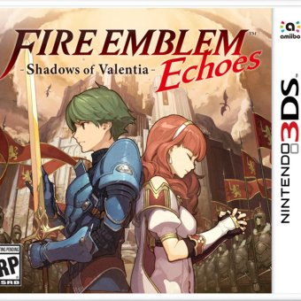 Harga 3DS Fire Emblem Echoes Shadows Of Valentia