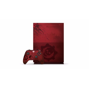 Harga Xbox One S Gears of War 4 Limited Edition Console (2TB)