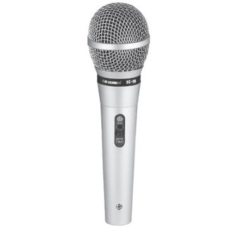 Harga Dynamic Handheld Wired Microphone 5C-10