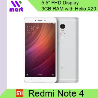 Harga Xiaomi Redmi Note 4 3GB RAM 32GB Export International ROM