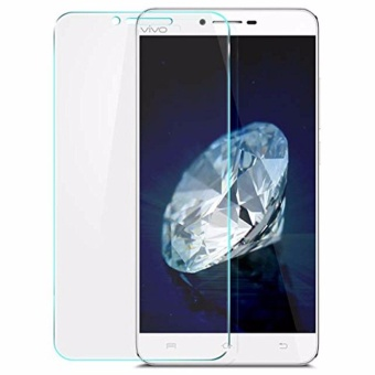 for Vivo X6 Plus Tempered Glass Film Ultra Thin Screen Protector Guard HD Explosion-proof Anti-burst - intl