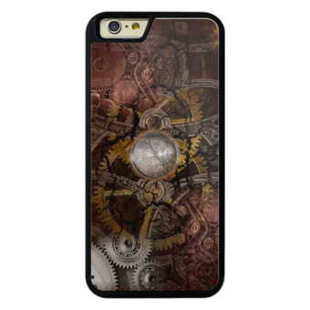 Harga Phone case for iPhone 6/6s Gear Steampunk cover for Apple iPhone 6 / 6s - intl