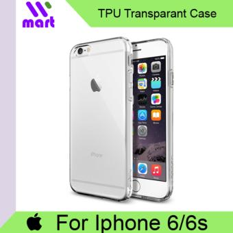 Harga TPU Transparent Soft Case for Apple Iphone 6 6s