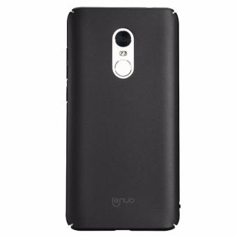 Harga Lenuo PC hard case light Back cover handy shell for Xiaomi Redmi Note 4 - intl