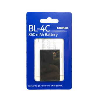 Authentic Nokia BL-4C Battery