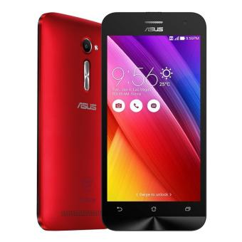 Harga Asus Zenfone 2 (ZE551ML) Red Export Set