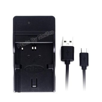 Harga EN-EL9 Ultra Slim USB Charger for Nikon D3000 D40 D40x D5000 D60 - intl
