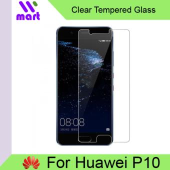 Tempered Glass Screen Protector (Clear) For Huawei Mate P10