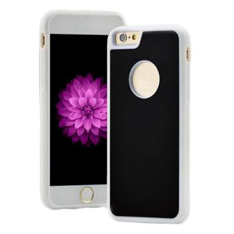 Harga Jiaing iPhone 7 Anti-Gravity Shockproof Magic Stick Suction Protective Case for Apple iPhone 7 4.7 inch (White) - intl