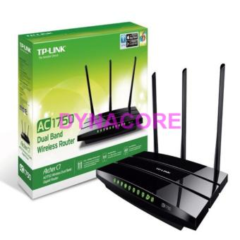 Harga TP Link AC1750 Wireless Dual Band Gigabit Router Archer C7 router networking system