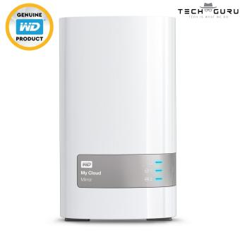 Harga WD MY CLOUD MIRROR 8TB Gen2