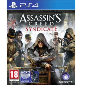 Harga PS4 Assassin's Creed: Syndicate (R2)