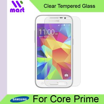 Harga Tempered Glass Screen Protector (Clear) For Samsung Core Prime