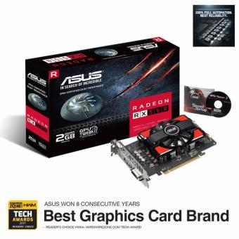Harga ASUS Radeon RX 550 2GB Graphics Card