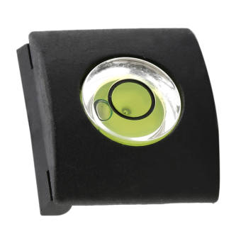 Harga OH Flash Hot Shoe Protector Cover Cap Bubble Spirit Level For DSLR Camera Black