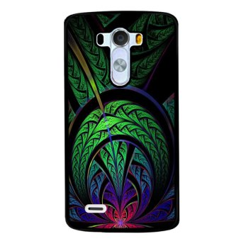 Harga Y&M Cell Phone Case For LG G4 Original Art Design Pattern Cover (Multicolor)