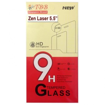 Harga Tempered Glass Screen Protector for Zenfone Laser 5.5