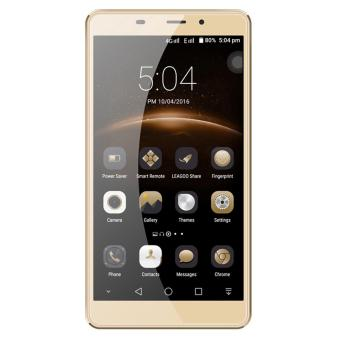 Harga Leagoo M8 5.7'' Android 6.0 Dual SIM Phone, 2GB RAM 16GB ROM - Golden - intl