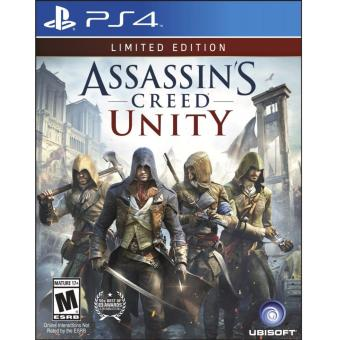 Harga PS4 Assassin's Creed: Unity Limited Edition (R1)
