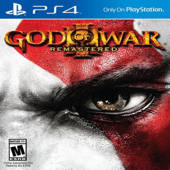 Harga PS4 God of War 3 Remastered / R1 (English)