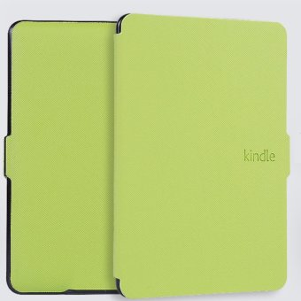 Harga Kindle 8th Generation Ultra Slim Cover (Lime Green)