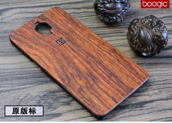 Harga Vintage Wooden Phone Case Creative Engrave Phone Cover For OnePlus 3 / OnePlus 3T - intl