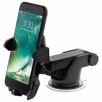 Harga iOttie Easy One Touch 2 Car Mount Holder for iPhone 7s 6s Plus 6s 5s 5c Samsung Galaxy S8 Edge S7 S6 Note 5 - intl