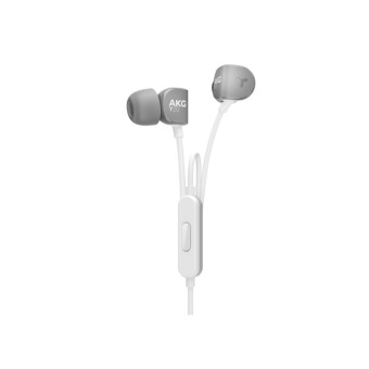 Harga AKG Y 20U In-Ear Headphones with Universal 1-Button Mic (Grey)