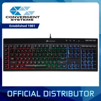Harga Corsair Gaming K55 RGB Gaming Keyboard