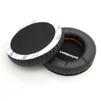 2pcs /1 Pair Replacement Ear Pads For Steelseries Siberia V1 V2 V3 Headphones - intl