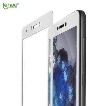 Harga Lenuo Anti-Burst Tempered Glass Protective Film Full Screen Protector for Xiaomi Redmi Note 4X - intl