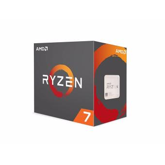 Harga AMD Ryzen 7 1700 3.7GHz 8C16T 65W 20MB Cache CPU Processor (For AM4 Socket) with Wraith Spire CPU Cooler