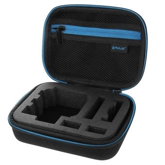 Harga PULUZ Waterproof Carrying and Travel Case for GoPro HERO4 /3+ /3 /2 /1 (Black) (EXPORT)