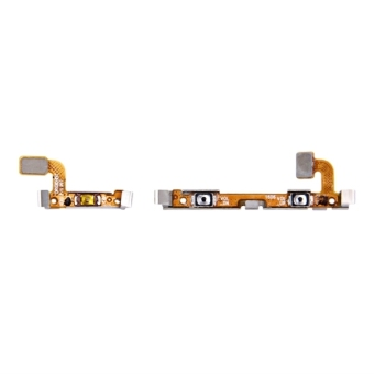 Harga IPartsBuy For Samsung Galaxy S7 Edge Power Button Flex Cable + Volume Control Button Flex Cable - intl