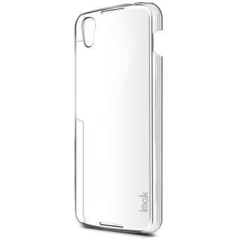 Harga Imak Thick Crystal Clear Hard Case For Blackberry Dtek 50 / Neon