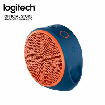 Harga Logitech X100 Wireless Bluetooth Speaker Orange