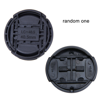 Harga Snap-On Lens Cap 40.5mm for Camera Lens Random One