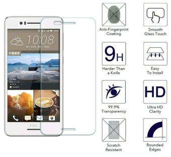 Harga Ueokeird 9H HD Clear Tempered Glass Screen Protector Film For HTC Desire 728 - intl