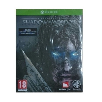 Harga Xbox One Middle Earth Shadow Of Mordor-Steelbook