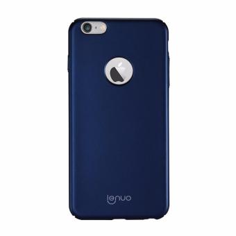 Harga Lenuo PC hard case light Back cover handy shell for Apple iPhone 6 / 6s - intl