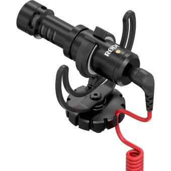 Harga Rode VideoMicro Compact On-Camera Microphone