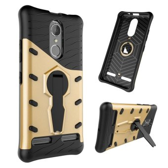 Harga Ueokeird Heavy Duty Shockproof Dual Layer Hybrid Armor Protective Cover with 360 Degree Rotating Kickstand Case for Lenovo K6 / K6 Power - intl