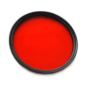 Harga MEIKON Full Color Red Filter for mount 67mm Cameras such as S110 S100 S95 S120 G12 G15 G16 G1X NEX-5N NEX-5R RX100 GM1
